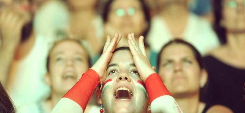 Foci-Eb: Bizsergő arccal hallgatni a cigányozást
