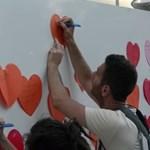 """""""A gyűl-ölet, a szer-etet"""" - videónk a szolidaritási tüntetésről"""