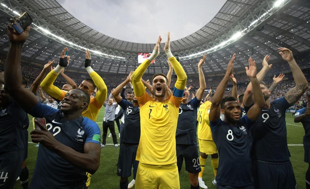 18.07.15. Franciaország-Horvátország világbajnoki döntő_címlap