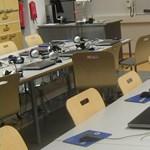 Ingyenlazac és okostábla – nézze, ilyen egy finn iskola!