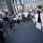 Újabb tüntetés: párbeszédet követelnek az oktatás szereplői