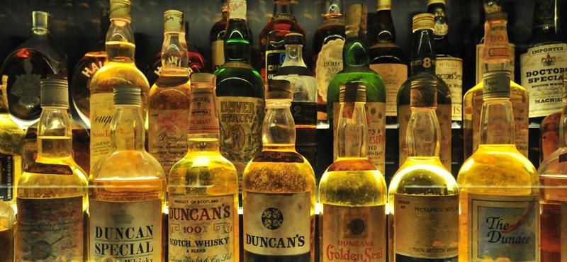 """A hamisított whiskyt felismerő """"mesterséges nyelvet"""" fejlesztettek skót kutatók"""