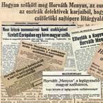 Világsztár volt a csekkhamisításban verhetetlen csaló – Magyar svindlerek, 10. rész