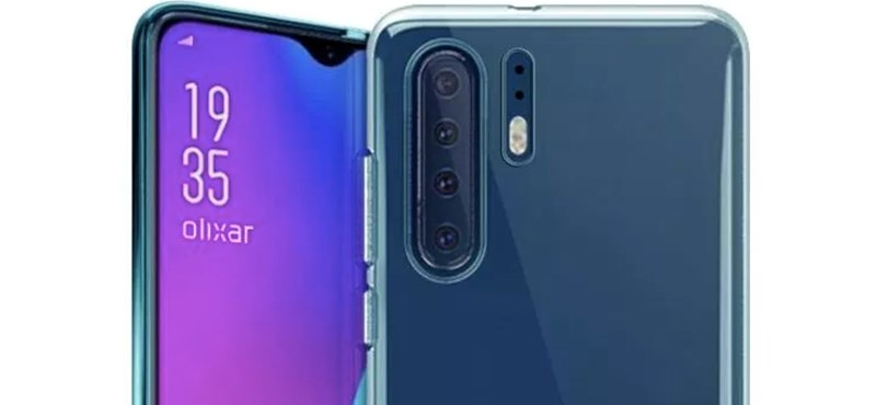 Ez valami teljesen más telefon lesz: nem a Huawei P30 fog bemutatkozni az MWC-n
