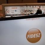 Jó sok közpénzbe került a Fidesz honlapja is