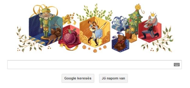 Ma mindenképp nyissa meg a Google-t