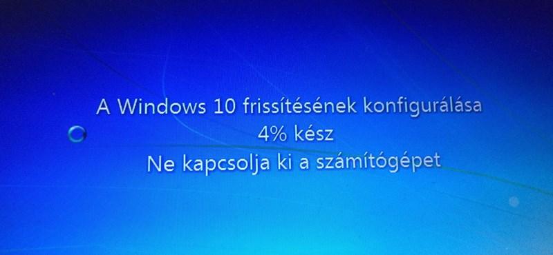 Új gomb jön a Windowsba, és jót tesz majd a tolakodó frissítésekkel