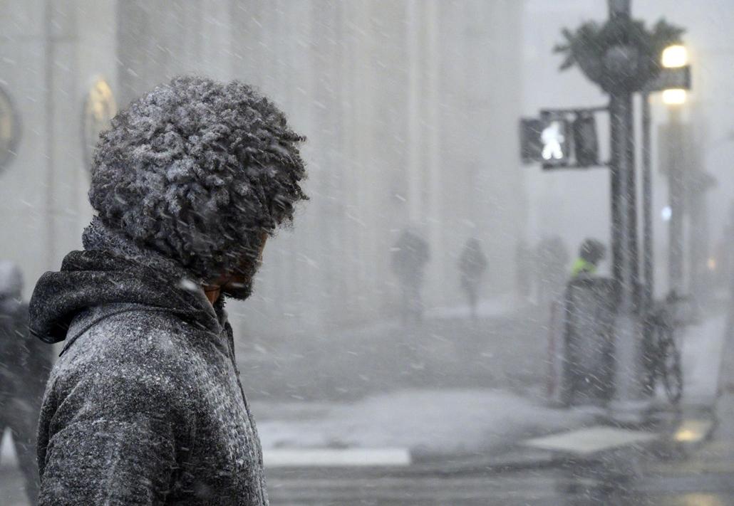 afp.19.01.30. rendkívüli hideg NYC