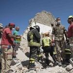 Már 278 halottja van az olaszországi földrengésnek