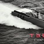 Ha a Tesla hajót is gyártana, biztosan így nézne ki
