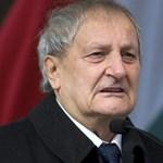 Meghalt Fónay Jenő