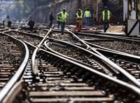 80 méterre egymástól szemben állt meg két vonat Gyálnál