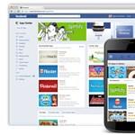 Elindult a Facebook alkalmazásközpontja