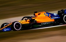 F1: Tűz volt a McLaren garázsában, hárman megsérültek
