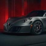 Valódi zseb-Ferrari: itt az 500 lóerős Alfa Romeo 4C