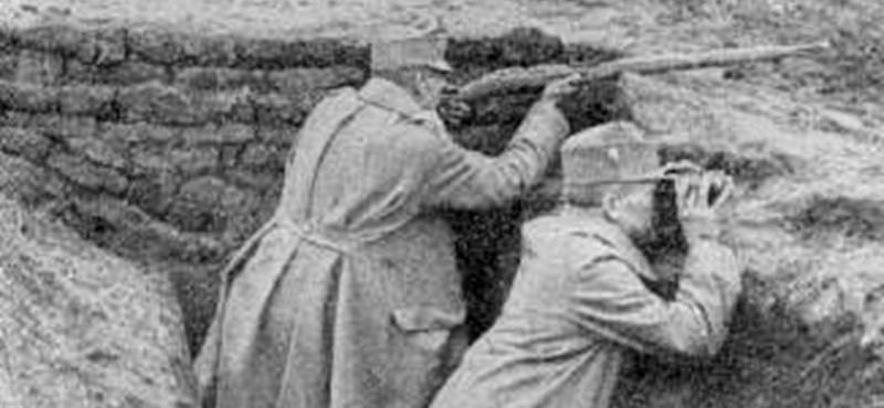 A lövészároktól a dzsungelig - filmek az első világháborúról