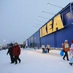 Hiába az áfakáosz, újra el lehet vinni az ételt az IKEA-ból