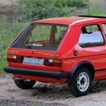 Mintha új lenne ez 12,5 millió forintos 37 éves VW Golf GTI