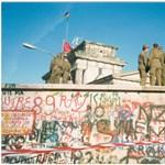 Újjáépítik a berlini falat