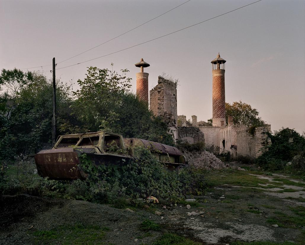 Hegyi-Karabah, Örményország,
