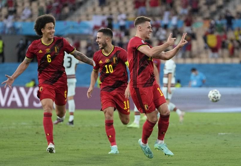 Los portugueses se despertaron tarde, Bélgica entre los ocho primeros: ¡síganos hasta la Copa de Europa minuto a minuto!