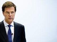 A holland miniszterelnök bocsánatot kért a zsidóktól a holokauszt miatt