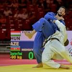 Nem állt ki az izraeli ellen a jordán versenyző a budapesti cselgáncstornán