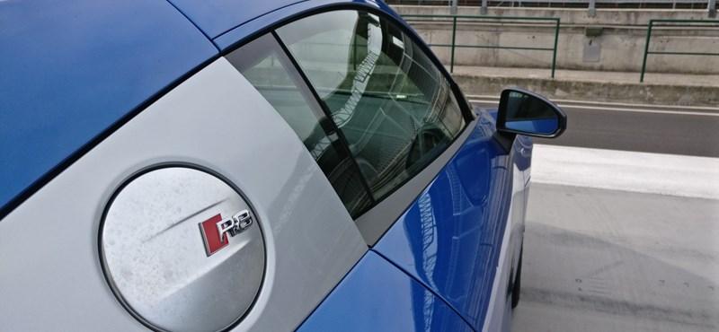 Büntetlen száguldás: az Audi SQ7 TDI-t és társait vallattuk Mogyoródon