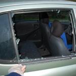 Feltört egy autót, elaludt benne, a rendőrök ébresztették