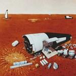 """Egy """"szívós"""" baktérium teheti lehetővé, hogy az emberek levegőt vegyenek a Marson"""