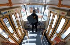 Újabb három hónapig ingyen lehet szállítani a kerékpárokat a BKV járatain