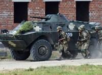 Hadgyakorlat kezdődött Nyugat-Ukrajnában az Egyesült Államok vezetésével