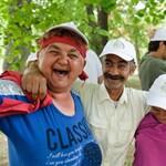 Fotók: Mátraverebélyben a közmunkát ünnepelték