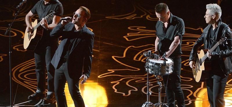 Hirtelen megjelent az új U2-album, ráadásul ingyen