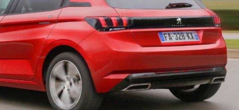 Majdnem teljesen kész az új Peugeot 208-as – fotók