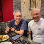 Nagyon ízlett a tokaji bor az Oscar-díjas Ang Lee-nek