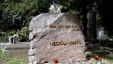 A hűvös szenvedély mestere - 100 éve született Mészöly Miklós