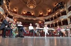 Rudolf Péter az új igazgató, de Eszenyi Enikő rendezései még maradnak a Vígszínházban