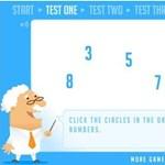 Teszteld, hány éves az agyad: a legjobb online játékok