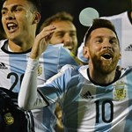 Videó: Argentína Messi mesterhármasával mutatta meg, mit tud