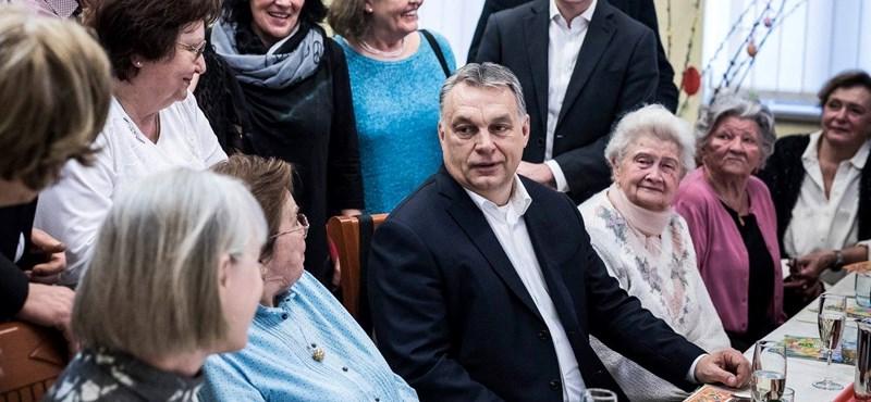 Kiszámoltuk, az átlagnyugdíjas jövőre 54.400 forinttal kap többet a kormánytól