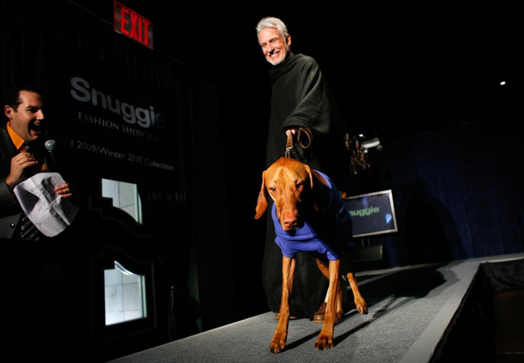 kutyák modellek divat nagyítás