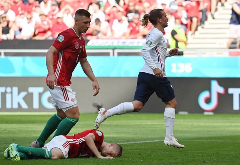 Magyarország – Franciaország 1-1 - élő közvetítés