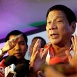 Hitlerhez hasonlította magát a Fülöp-szigetek trágár elnöke