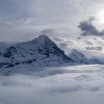 Elszomorító alpesi gleccsermérleg: 150 év alatt -60 százalék
