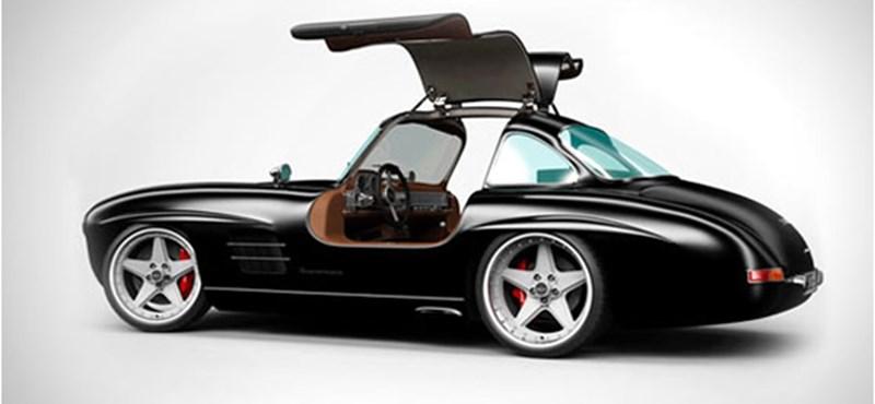 300SL Panamerica, egy gyönyörű Mercedes ihlette sportkocsi