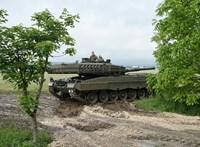Katonai tábor épül Gyulafirátót határában