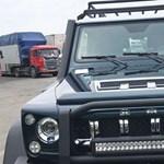 Koppintott szörnyeteg: Kínában a 6x6-os Mercedes-AMG-t is lemásolták