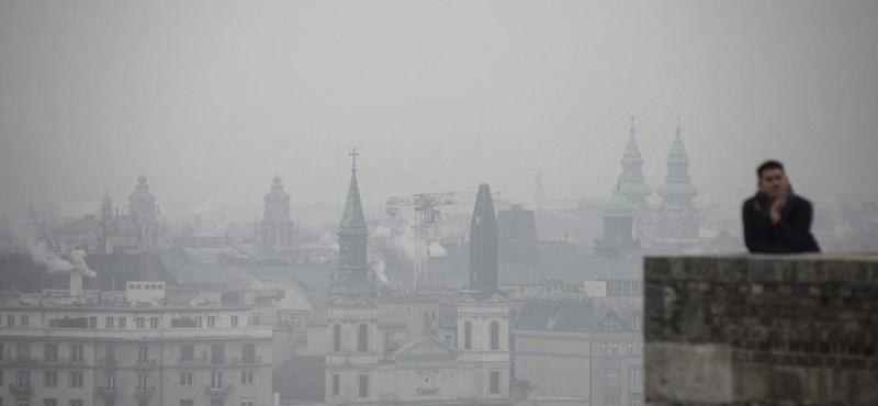 Hiába ítélte el az EU Bírósága Magyarországot, ettől nem lesz tisztább a levegő