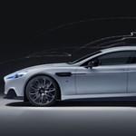 Itt az első elektromos Aston Martin, ami 610 lóerős lett